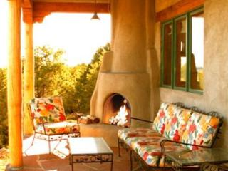 Air conditioned new addition, Private, semi secluded, Million Dollar Views - Arroyo Hondo vacation rentals