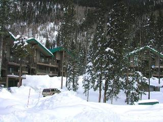 Taos ski in ski out condo views - Taos Ski Valley vacation rentals