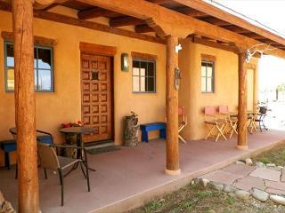 Alfreds House Historic Adobe Hot Tub - Taos vacation rentals