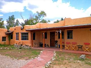 Alfreds Compound Main + Guest House in Town Hot Tub Wifi - Taos vacation rentals