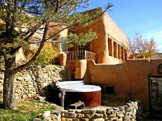 Adobe Hacienda Compound Historic (1790)  5 miles south of Taos Plaza. - Ranchos De Taos vacation rentals