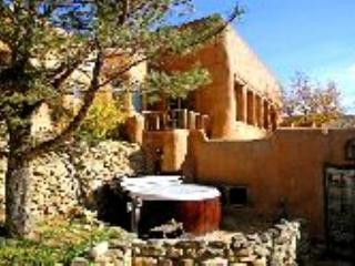Historic (1790) walled adobe hacienda 6 miles south of Taos Plaza. - Ranchos De Taos vacation rentals