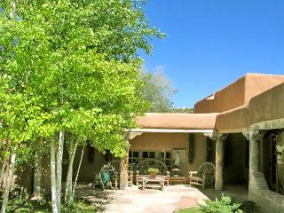 Historic (1790) walled adobe hacienda 5 miles south of Taos Plaza. - Ranchos De Taos vacation rentals