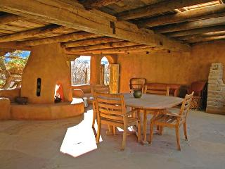 Adobe Hacienda Main House Historic (1790) 5 miles south of Taos Plaza. - Ranchos De Taos vacation rentals