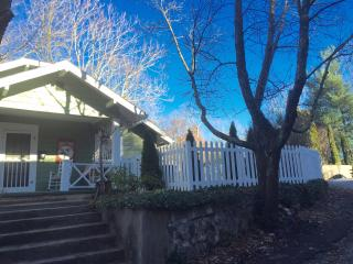 Walk to Downtown from Charming Cottage in Montford - Asheville vacation rentals