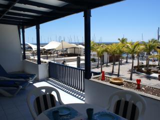 Two bedroom apart with see views in Puerto Calero - Puerto Calero vacation rentals