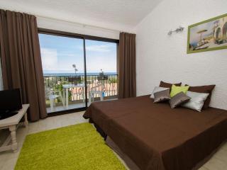 Magnifique appt 4 pers. vue mer imprenable - Lumio vacation rentals