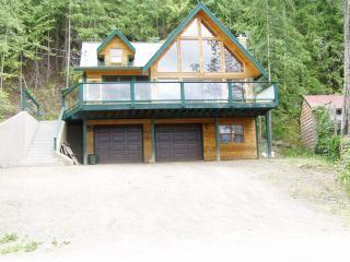 Eagle Bay Cabin with Private Beach - Eagle Creek vacation rentals