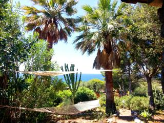 Sea side villa in the mediterranean garden - Villasimius vacation rentals