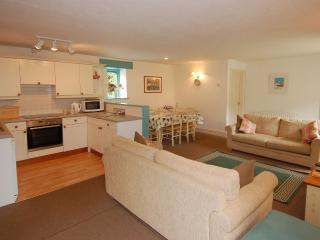 Cozy House with DVD Player and Private Outdoor Pool in North Huish - North Huish vacation rentals