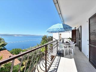 Beautiful apartment with sea view - Mimice vacation rentals