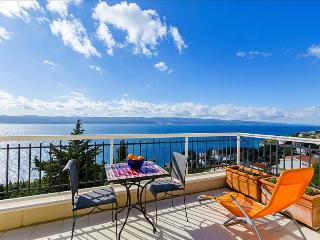 Studio apartment with breathtaking view - Mimice vacation rentals