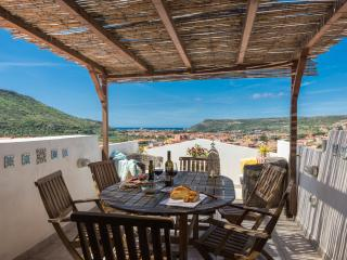 Tower house with an amazing terrace - Bosa vacation rentals