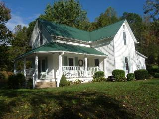 Original Farm House in the Smoky Mountains - Franklin vacation rentals