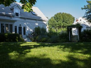 Beautiful, charming, peaceful  2-BR near East End - Provincetown vacation rentals