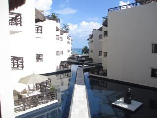Luxury Studio with Ocean View Terrace - Playa del Carmen vacation rentals