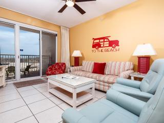 """Summer Place Unit 107"" Great for Kids, Stocked just for them, Walk right out the patio deck to the - Fort Walton Beach vacation rentals"