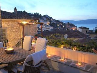 2 floor dream view villa - Hydra Town vacation rentals