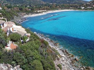 villa with panoramic terrace 20 mt from the sea - Villasimius vacation rentals