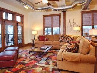 Nice Condo with Deck and Internet Access - Steamboat Springs vacation rentals