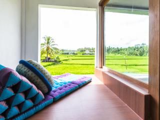Ubud Rice Field Green Loft Villa - Ubud vacation rentals