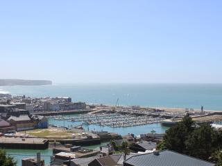 Maison vue panoramique 180° mer et ville - Fecamp vacation rentals