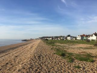 Fabulous beach retreat with enviable sea views - Kingsdown vacation rentals