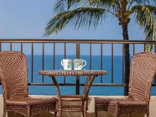 Sugar Beach Resort Penthouse Oceanfront 1Bd, Direct Ocean View, Sleeps 4 - Kihei vacation rentals