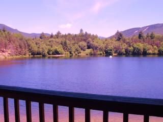 Enjoy Spectacular Views of Lake and Loon Mountain - Lincoln vacation rentals