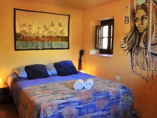 Cal Pau Cruset- Double Room - Shared Bathroom - Torrelles de Foix vacation rentals