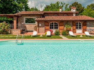 Villa Caterina: Wonderful Villa with pool in Tuscany country side, near Lucca - Lucca vacation rentals