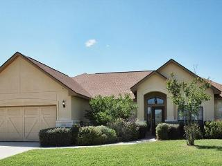 UNBEATABLE! Luxury home located on the Bandit Golf Course! - New Braunfels vacation rentals