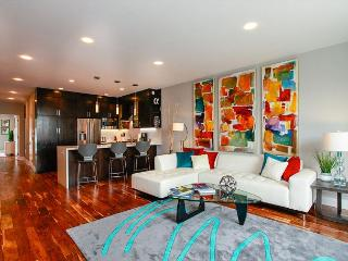 Modern SOMA Condo W/Parking & Patio - San Francisco vacation rentals