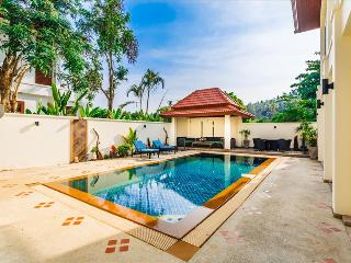 Baan Kaja, 3 bedroom paradise & private pool near beach! - Bang Tao vacation rentals