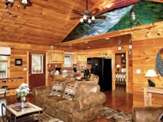 Tranquility - Pigeon Forge vacation rentals