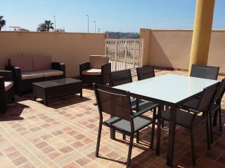 Fabulous Apartment With Wi-Fi, Air Con & Pool - Puerto de Mazarron vacation rentals