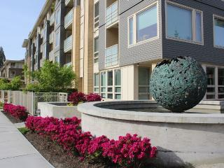 Brand new shared condo unit with amenities & views - North Vancouver vacation rentals