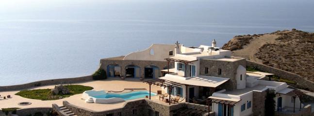 Villa Kazantzakis - Image 1 - Houlakia - rentals