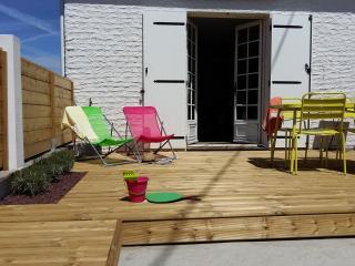 Maison 2 chambres proche plage - L'Aiguillon-sur-Mer vacation rentals
