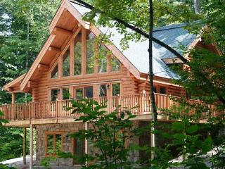 Mont Tremblant Blueberry Lake 5 bed 3 bath Labelle Chalet - Labelle vacation rentals