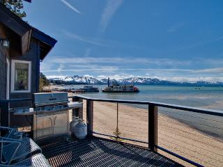 Lakefront - Walk to Many Attractions - Sleeps 17 - South Lake Tahoe vacation rentals
