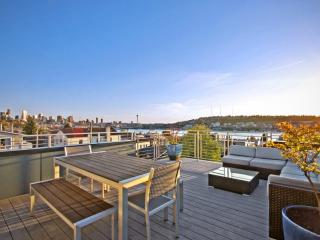 5-Story Townhouse w/ City Views & Private Rooftop! - Seattle vacation rentals
