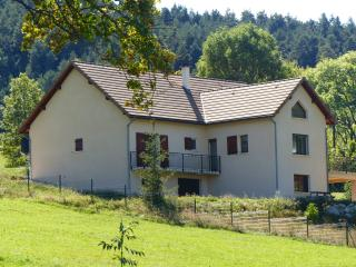 Large 4 Bed Detached House with Stunning Views - Lus La Croix Haute vacation rentals