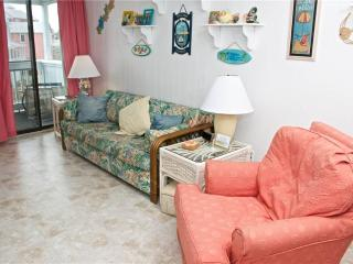 Bright Condo with Internet Access and A/C in Atlantic Beach - Atlantic Beach vacation rentals