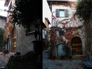 Vicino Roma bella casa in borgo medievale - Capena vacation rentals