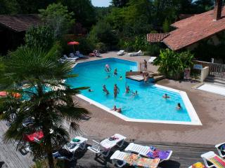 Nice Chalet with Balcony and Trampoline - Saint-Justin vacation rentals