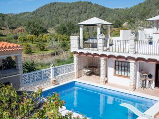 Stunning converted farmhouse with pool & jacuzzi - Sant Antoni de Portmany vacation rentals