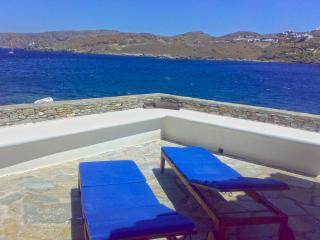 Amazing Veranda with View Kithnos Villa - Kithnos vacation rentals