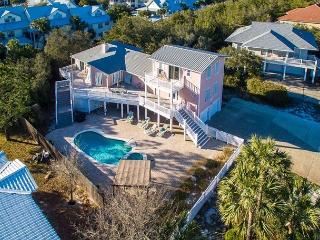 MINGO MANOR-PRIVATE POOL,PRIVATE BEACH,WINTER DATES AVAILABLE!3 NIGHT MIN - Miramar Beach vacation rentals