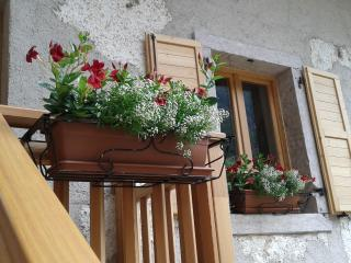 Nice Farmhouse Barn with Balcony and Housekeeping Included - Sarche vacation rentals